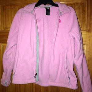 Pink for Breast Cancer Northface Jacket